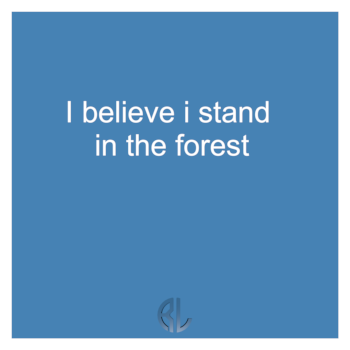 fun_I_believe_i_stand_in_the_forest