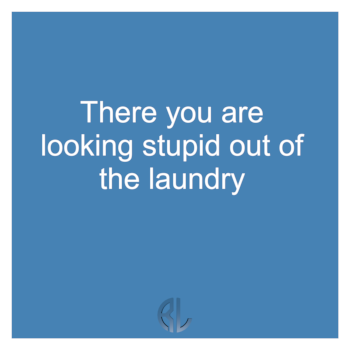 fun_There_you_are_looking_stupid_out_of_the_laundry